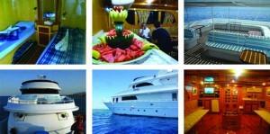 Яхта Сицилия (Seacilia )